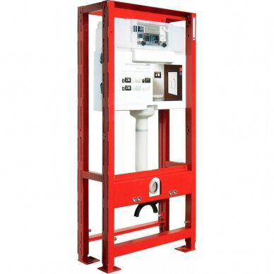 Universalus WC modulis TECEprofil