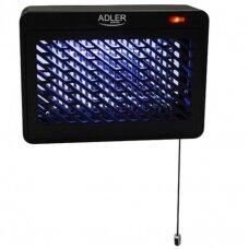 Vabzdžių gaudyklė - lempa Adler UV AD 7938