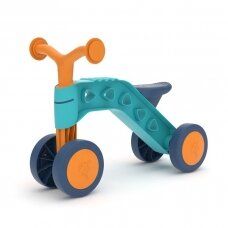 Vaikiškas balansinis dviratis Chillafish Itsibitsi - Blue-Orange