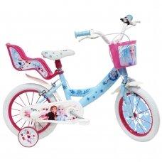 """Vaikiškas dviratis Frozen II 2295 14"""" – 2020"""