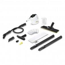 Valymo garais įrenginys SC 1 EasyFix Premium (white) Kärcher