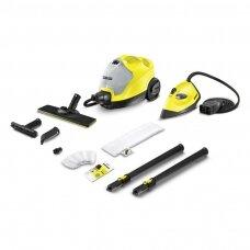 Valymo garais įrenginys SC 4 EasyFix Iron (yellow) Kärcher