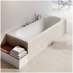 Akrilinė ar plieninė vonia?