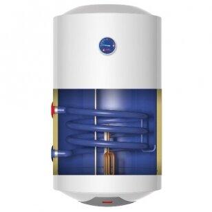 Vandens šildytuvas Thermex ER 100V Combi (kairinis)