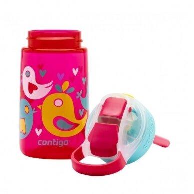 Vaikiška gertuvė Contigo Gizmo Flip Cherry Blossom 420 ml 3