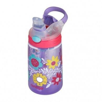 Vaikiška gertuvė Contigo Gizmo Flip Wisteria Flowers 420 ml