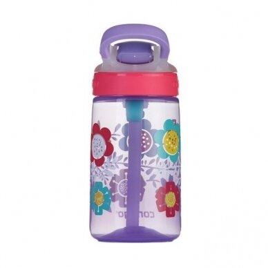 Vaikiška gertuvė Contigo Gizmo Flip Wisteria Flowers 420 ml 4