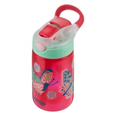 Vaikiška gertuvė Contigo Gizmo Sprinkles Butterfly White 420 ml 2