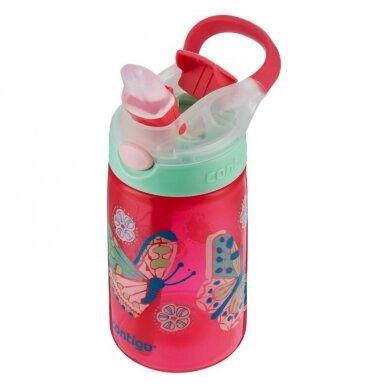 Vaikiška gertuvė Contigo Gizmo Sprinkles Butterfly White 420 ml 4