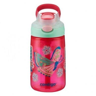 Vaikiška gertuvė Contigo Gizmo Sprinkles Butterfly White 420 ml