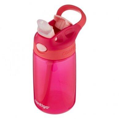 Vaikiška gertuvė Contigo Gizmo Very Pink Coral 420 ml 3