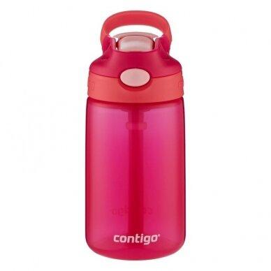 Vaikiška gertuvė Contigo Gizmo Very Pink Coral 420 ml