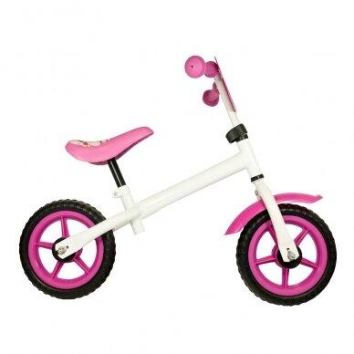 """Vaikiškas dviratis Minions Fluffy 10"""" 2"""