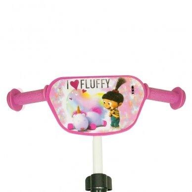 """Vaikiškas dviratis Minions Fluffy 10"""" 3"""
