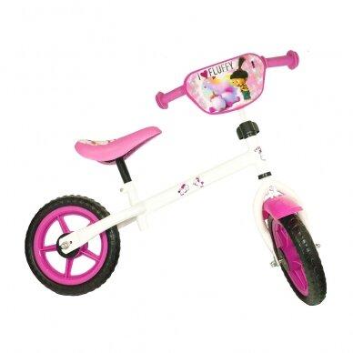 """Vaikiškas dviratis Minions Fluffy 10"""""""