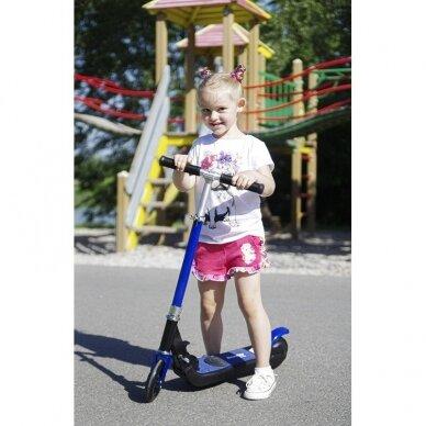 Vaikiškas elektrinis paspirtukas Beaster Kids vaikams nuo 8 metų 4