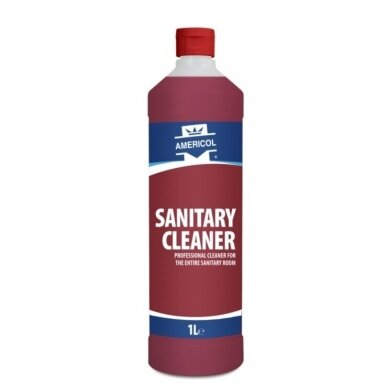 Valiklis Americol Sanitary cleaner koncentratas