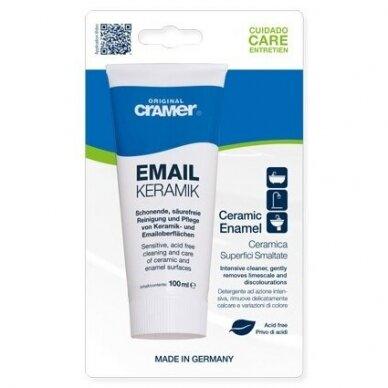 Valiklis emaliuotiems paviršiams Cramer Email Keramik 100 ml 2