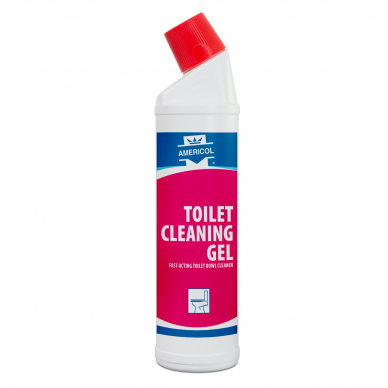Valomoji priemonė Americol Toilet cleaning gel 0,75l