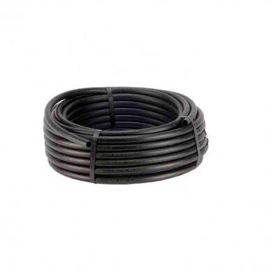 Vamzdis LDPE 25 mm, PN6 - 1 metras