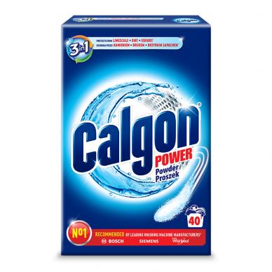 Vandens minkštiklis Calgon automatinėms skalbimo mašinoms 1 kg