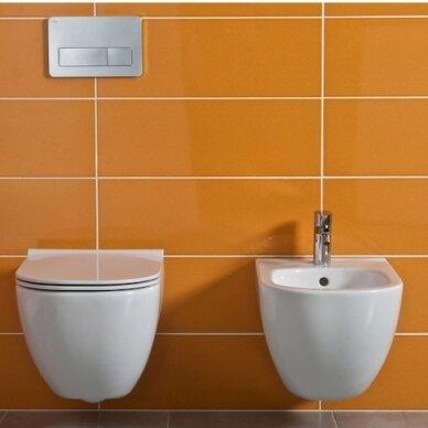 Vandens nuleidimo klavišas Jika Dual Flush PL3 2