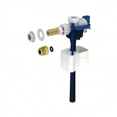 Vandens pripildymo mechanizmas Geberit Typ 333 adapteriu 3/8 1/2