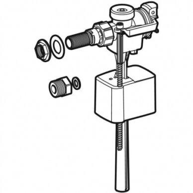 """Vandens pripildymo mechanizmas su adapteriu Geberit Type 333 3/8"""" ir 1/2"""" 2"""