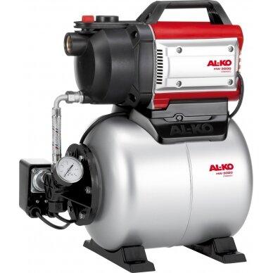 Vandens siurblys su hidroforu AL-KO HW 3000 Classic 650W l/h 3100