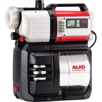Vandens siurblys su hidroforu AL-KO HW 5000 FMS Premium 1300W l/h 4500