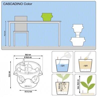 Vazonas Cascadino LECHUZA 9