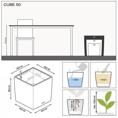 Vazonas Cube LECHUZA 7
