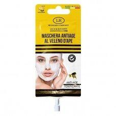 Veido kaukė LR Wonder Company su bičių nuodais 15ml