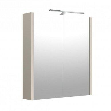Veidrodinė spintelė Joy su Led apšvietimu 60, 75, 90, 110 cm