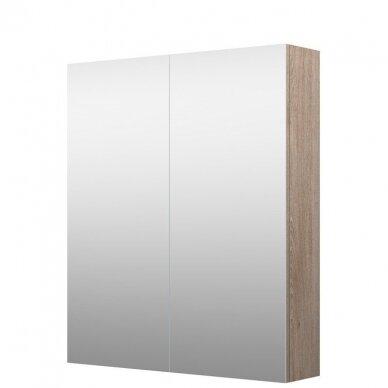 Veidrodinė spintelė Milano 60, 80, 100 cm 2