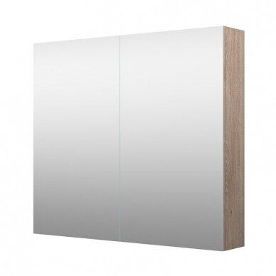 Veidrodinė spintelė Milano 60, 80, 100 cm