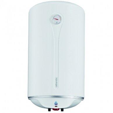 Vertikalus elektrinis vandens šildytuvas Atlantic O'Pro+ 80; 80 l, 1.kW