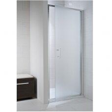 Viensegmentės dušo durelės Jika Cubito Pure 80, 90 cm