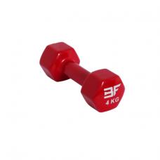 Viniliniai hanteliai aerobikai Bauer Fitness AC-1405 2x4kg