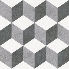 Akmens masės plytelės Vintage Square 25x25 cm