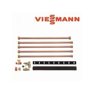Šilumos siurblių priedas Viessmann hidraulinis prijungimo komplektas