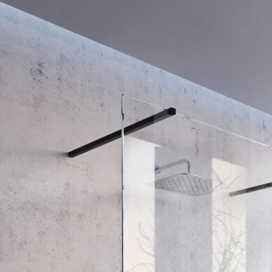 Dušo kabina Ravak Walk-in Wall 90, 100, 110, 120 cm 2