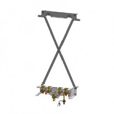 Viessmann pagalbinis montavimo įtaisas montavimui ant tinko su pakabinimo kryžme