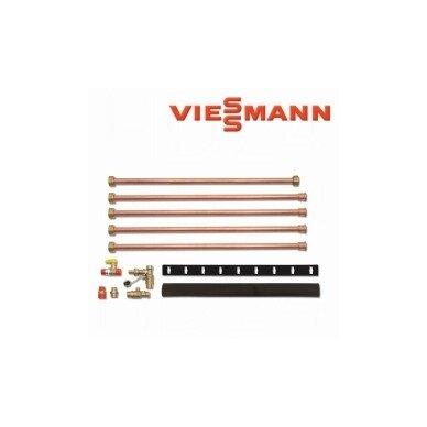Šilumos siurblių priedas Viessmann prijungimo komplektas į viršų