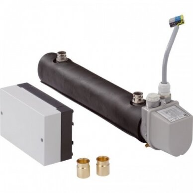 Viessmann šilumos siurblių priedas - Momentinis šildymo vandens šildytuvas, įmontuojamas į Vitocal 300-G 3/6/9 kW