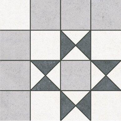 VINTAGE BRISTOL akmens masės plytelės 25x25 cm 2