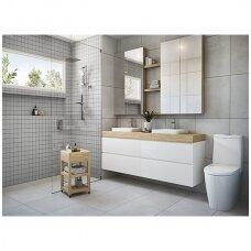 Vonios įrangos parinkimo atmintinė