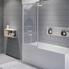 Vonios sienelė Riho Lucid GD501 80 cm