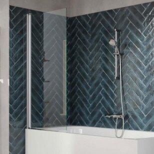 Vonios sienelė Huppe Design pure 75 cm
