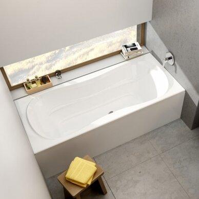 Akrilinė vonia Ravak Campanula II 170, 180 cm su kojomis